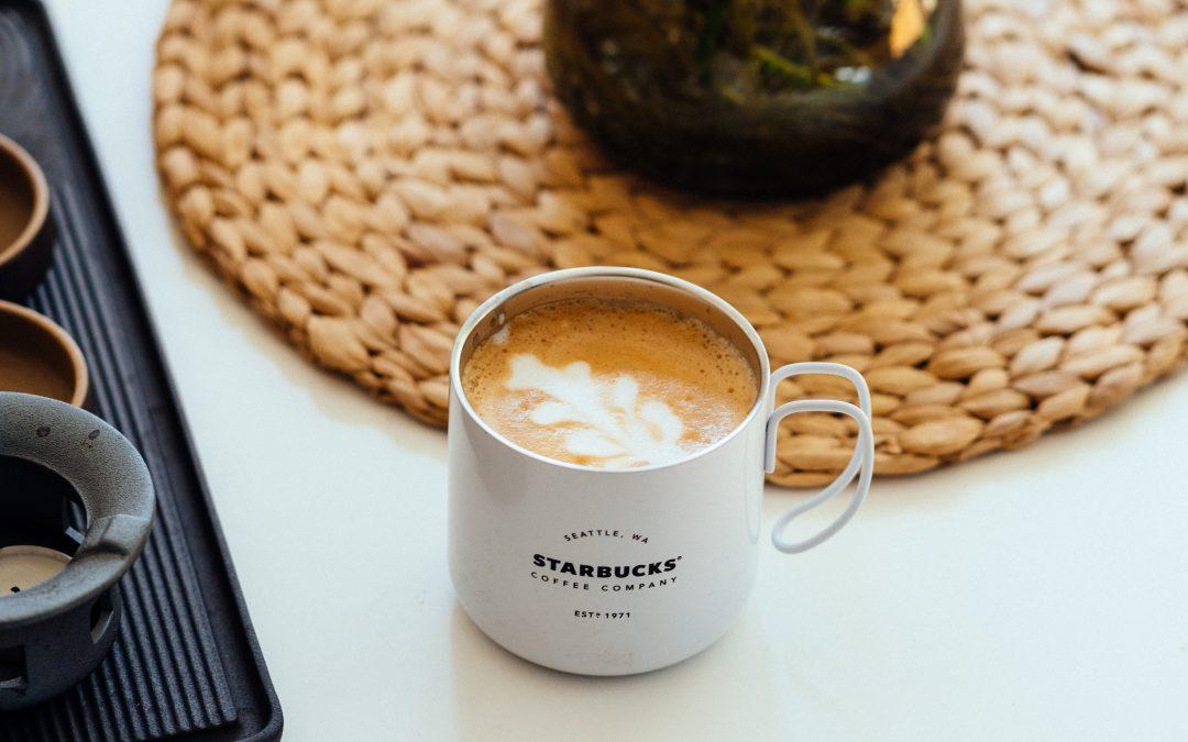 Adventures in Replacing My Starbucks Habit